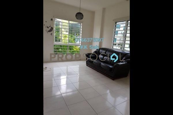 For Rent Townhouse at Section 6, Bandar Mahkota Cheras Freehold Semi Furnished 3R/2B 850translationmissing:en.pricing.unit
