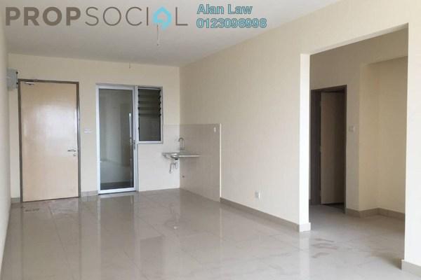 For Sale Condominium at Platinum Lake PV21, Setapak Freehold Unfurnished 2R/2B 440k