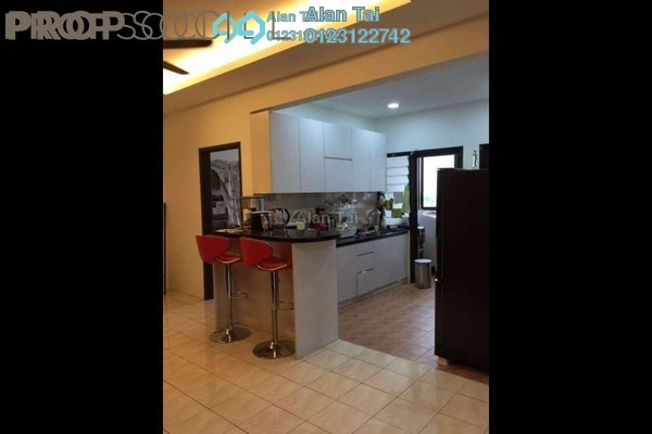 For Rent Apartment at Bougainvilla, Segambut Freehold Fully Furnished 3R/2B 1.5k