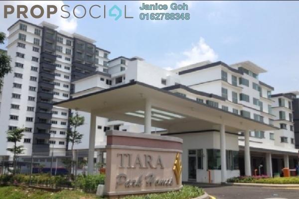 For Sale Condominium at Taman Bukit Mewah, Kajang Freehold Fully Furnished 3R/2B 360k