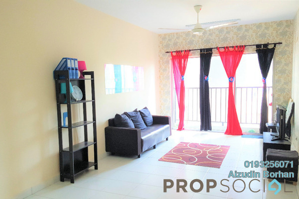 For Sale Condominium at Amara, Batu Caves Freehold Semi Furnished 3R/2B 358k