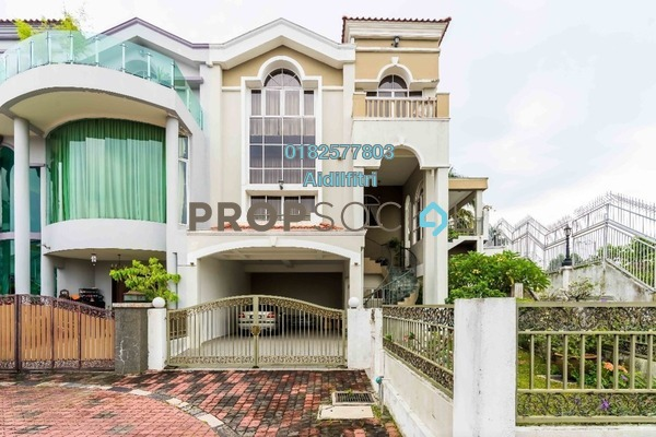 For Sale Semi-Detached at Cheras Perdana, Cheras South Freehold Fully Furnished 6R/4B 1.9m