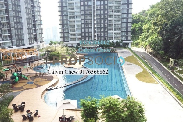 For Sale Condominium at Damansara Foresta, Bandar Sri Damansara Freehold Unfurnished 3R/3B 648k