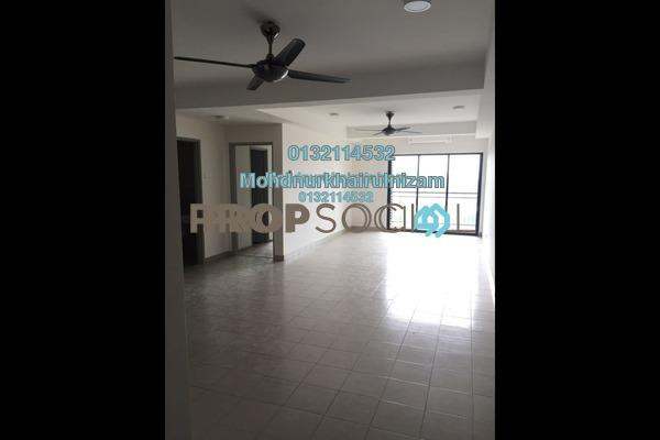 For Sale Serviced Residence at Residensi Alami, Shah Alam Freehold Unfurnished 3R/2B 470k