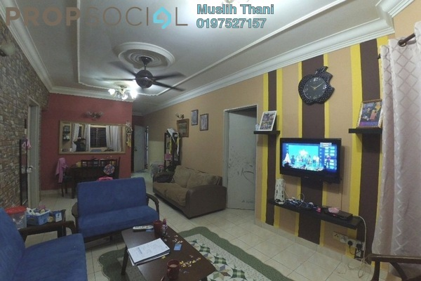 For Sale Apartment at Mayang Apartment, Bandar Putra Permai Freehold Semi Furnished 3R/2B 295k