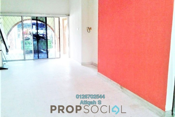 For Rent Terrace at Section 2, Shah Alam Freehold Semi Furnished 3R/2B 1.6k