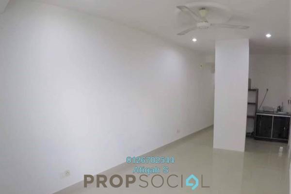 For Rent Condominium at Menara U2, Shah Alam Freehold Semi Furnished 2R/1B 1.4k