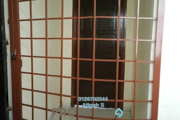 For Rent Apartment at Section 16, Shah Alam Freehold Unfurnished 3R/2B 1.15k
