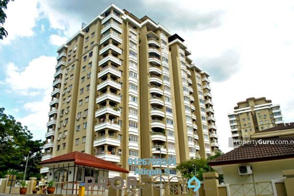For Rent Condominium at Sri Mahligai, Shah Alam Freehold Unfurnished 3R/2B 1.5k