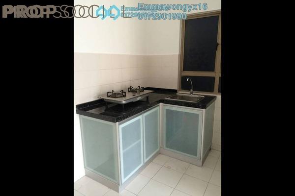 For Rent SoHo/Studio at Ritze Perdana 1, Damansara Perdana Freehold Semi Furnished 1R/1B 1.2k