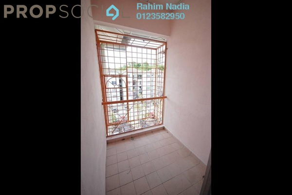 For Sale Apartment at Opal Apartment, Subang Leasehold Semi Furnished 3R/2B 190k