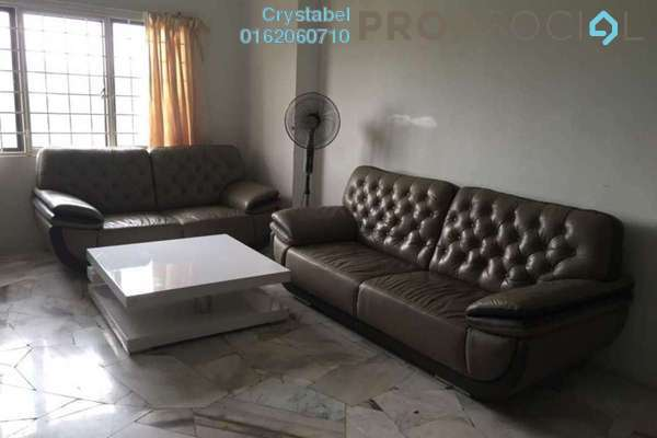 For Sale Condominium at Menara Seputih, Seputeh Freehold Fully Furnished 3R/2B 550k