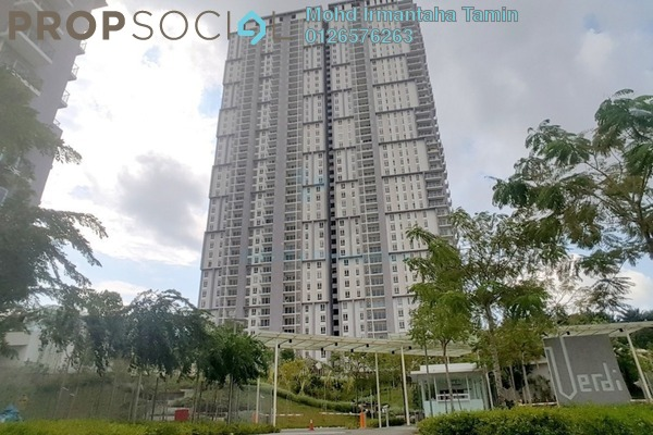 For Rent Condominium at Verdi Eco-dominiums, Cyberjaya Freehold Fully Furnished 4R/3B 3.4k