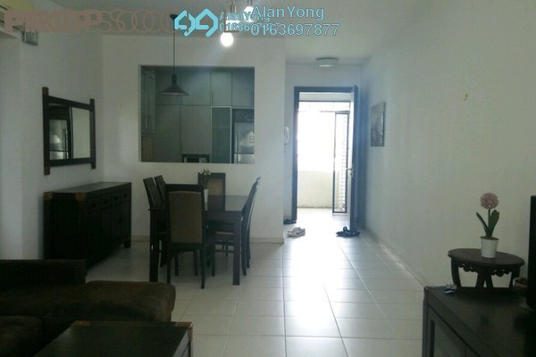 For Rent Condominium at The Tamarind, Sentul Freehold Fully Furnished 2R/2B 1.95k