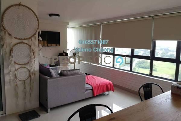 For Rent Serviced Residence at Subang SoHo, Subang Jaya Freehold Fully Furnished 2R/1B 2.5k