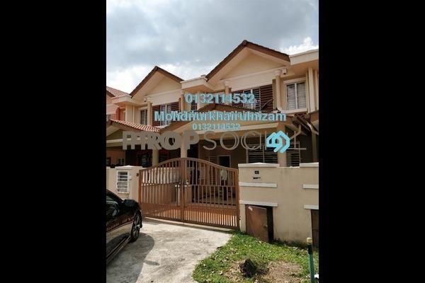 For Sale Terrace at Alam Nusantara, Setia Alam Freehold Unfurnished 4R/3B 570k