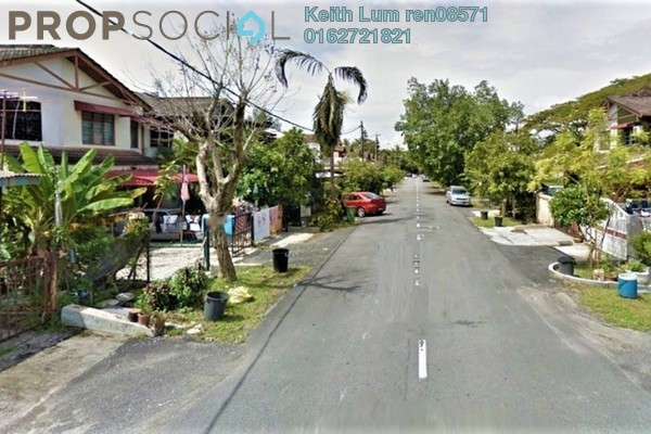 For Sale Terrace at Taman Alam Megah, Shah Alam Freehold Unfurnished 3R/2B 485k