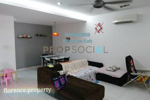 For Sale Terrace at Taman Bukit Indah, Bukit Indah Freehold Semi Furnished 4R/3B 590k