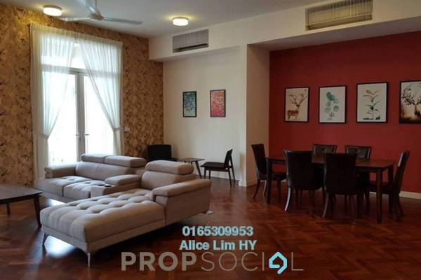 For Rent Condominium at Quayside, Seri Tanjung Pinang Freehold Fully Furnished 2R/4B 5.5k