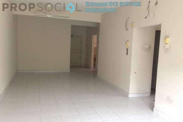 For Rent Condominium at Sunway Sutera, Sunway Damansara Freehold Unfurnished 3R/2B 1.5k