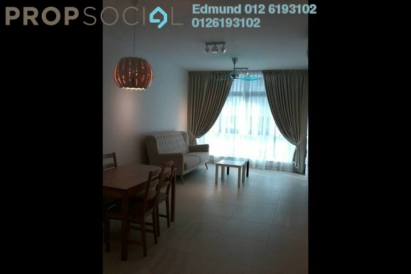 For Rent Condominium at AraGreens Residences, Ara Damansara Freehold Fully Furnished 1R/2B 1.8k