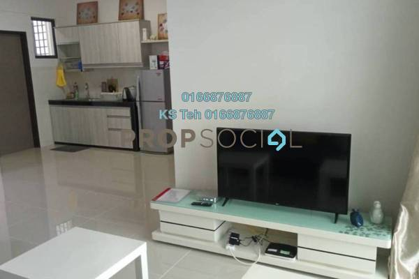 For Rent Condominium at Bayu @ Pandan Jaya, Pandan Indah Freehold Fully Furnished 3R/2B 2.1k