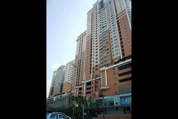For Rent Condominium at Rhythm Avenue, UEP Subang Jaya Freehold Fully Furnished 3R/2B 1.4k
