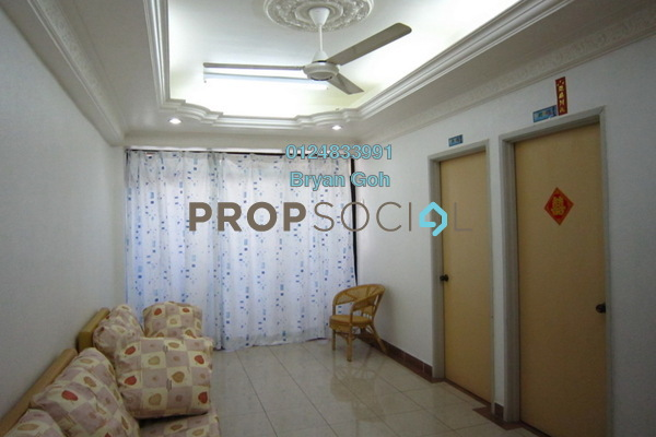For Rent Apartment at Taman Lone Pine, Farlim Freehold Fully Furnished 2R/1B 600translationmissing:en.pricing.unit