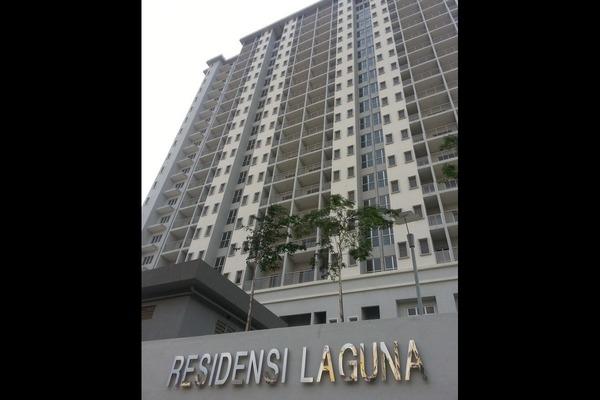 For Rent Condominium at Residensi Laguna, Bandar Sunway Freehold Fully Furnished 3R/2B 1.8k
