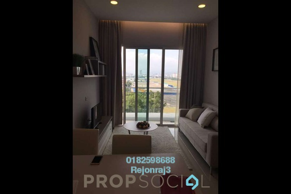 For Sale Serviced Residence at Desa Green Serviced Apartment, Taman Desa Freehold Unfurnished 2R/1B 465k