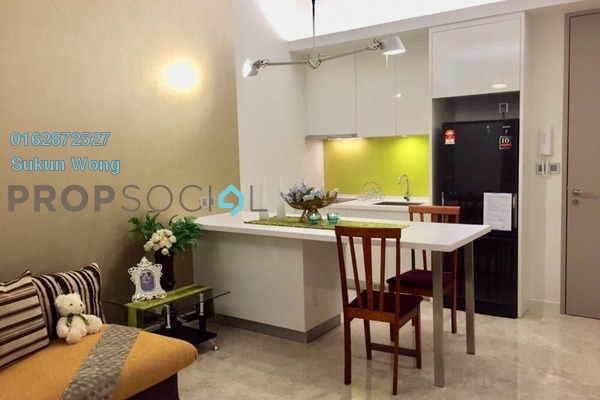 For Rent Condominium at The Signature, Sri Hartamas Freehold Fully Furnished 1R/1B 2.3k