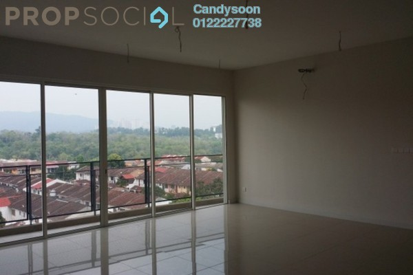 For Sale Condominium at Casa Green, Bukit Jalil Freehold Semi Furnished 4R/4B 635k