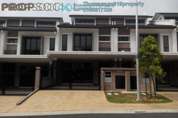 For Sale Terrace at Ceria Residences, Cyberjaya Freehold Semi Furnished 4R/3B 790k