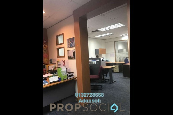 For Sale Office at Phileo Damansara 1, Petaling Jaya Freehold Fully Furnished 0R/0B 1.25m