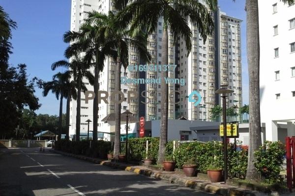 For Rent Condominium at Endah Regal, Sri Petaling Freehold Fully Furnished 3R/2B 1.6k