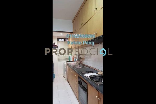 For Rent Condominium at Bellisa Court, Pulau Tikus Freehold Fully Furnished 3R/2B 3.2k