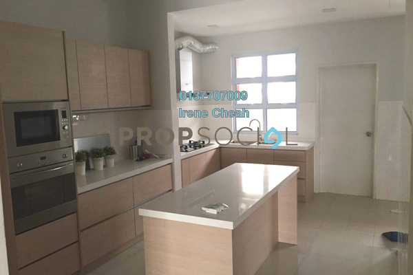 For Sale Terrace at Damai Residences, Kota Kemuning Freehold Semi Furnished 4R/4B 880k