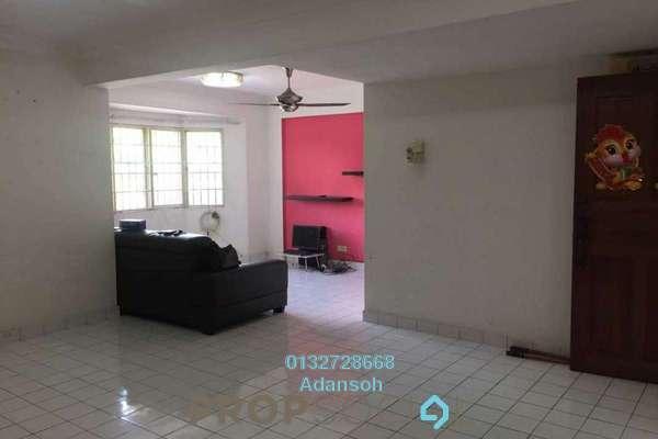 For Sale Serviced Residence at Desa Dua, Kepong Freehold Unfurnished 3R/2B 280k
