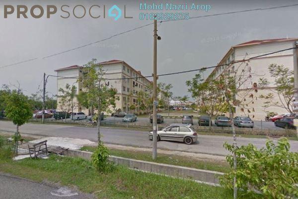 For Sale Apartment at Seri Saujana Apartment, Bandar Saujana Putra Freehold Unfurnished 3R/2B 750k