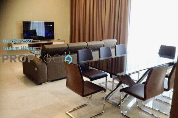 For Rent Condominium at Vipod Suites, KLCC Freehold Fully Furnished 2R/2B 9k