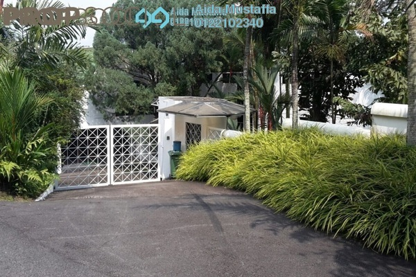 For Sale Bungalow at Villa Bukit Tunku, Kenny Hills Freehold Semi Furnished 11R/7B 12m