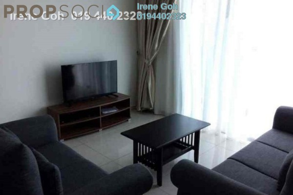 For Rent Condominium at Imperial Residences, Sungai Ara Freehold Fully Furnished 3R/2B 2k