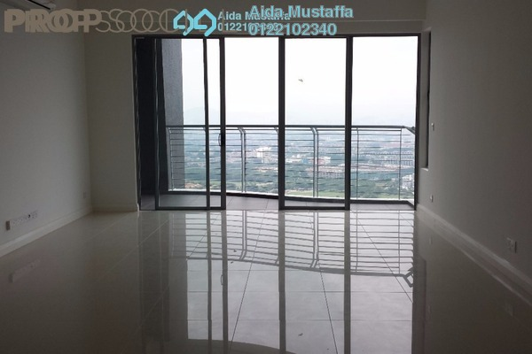 For Rent Condominium at The Westside Two, Desa ParkCity Freehold Semi Furnished 3R/3B 4.5k