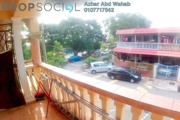 For Sale Terrace at Kampung Tasik Tambahan, Ampang Leasehold Semi Furnished 3R/3B 365k