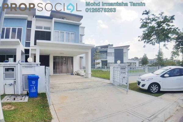 For Sale Terrace at Viola, Alam Impian Freehold Semi Furnished 5R/5B 1m