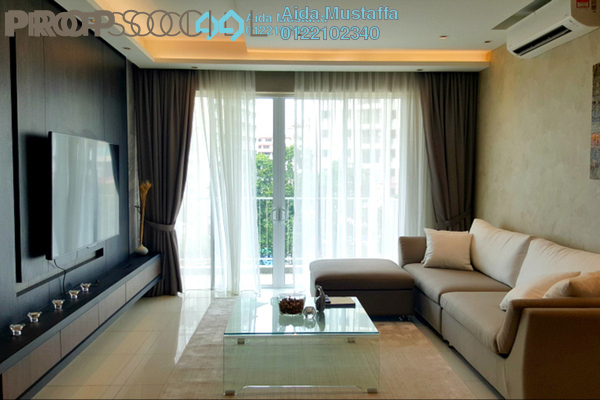 For Sale Condominium at 28 Dutamas, Dutamas Freehold Semi Furnished 3R/3B 982k