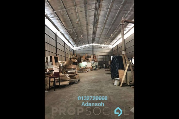 For Sale Factory at Kampung Baru Sungai Buloh, Sungai Buloh Freehold Semi Furnished 0R/0B 3.7m