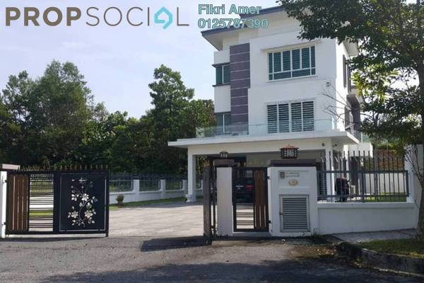 For Sale Bungalow at Taming Mutiara 3, Bandar Sungai Long Freehold Semi Furnished 6R/7B 1.98m
