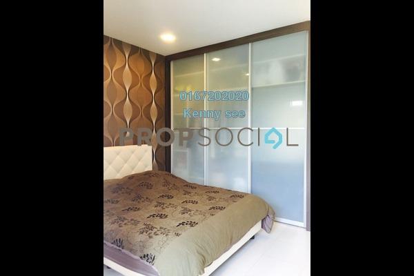 For Rent Apartment at Tebrau City Residences, Tebrau Freehold Fully Furnished 2R/2B 1.5k