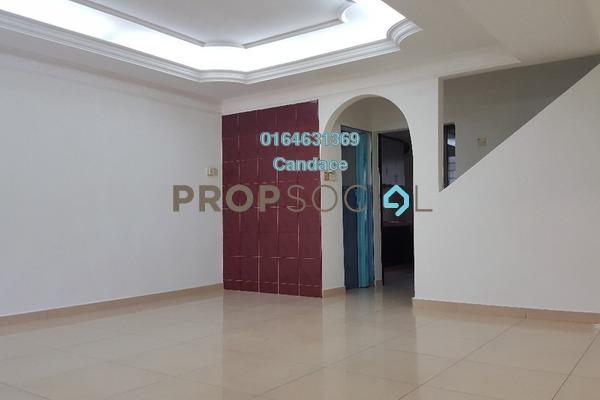 For Sale Terrace at Taman Klang Utama, Klang Freehold Semi Furnished 3R/2B 400k